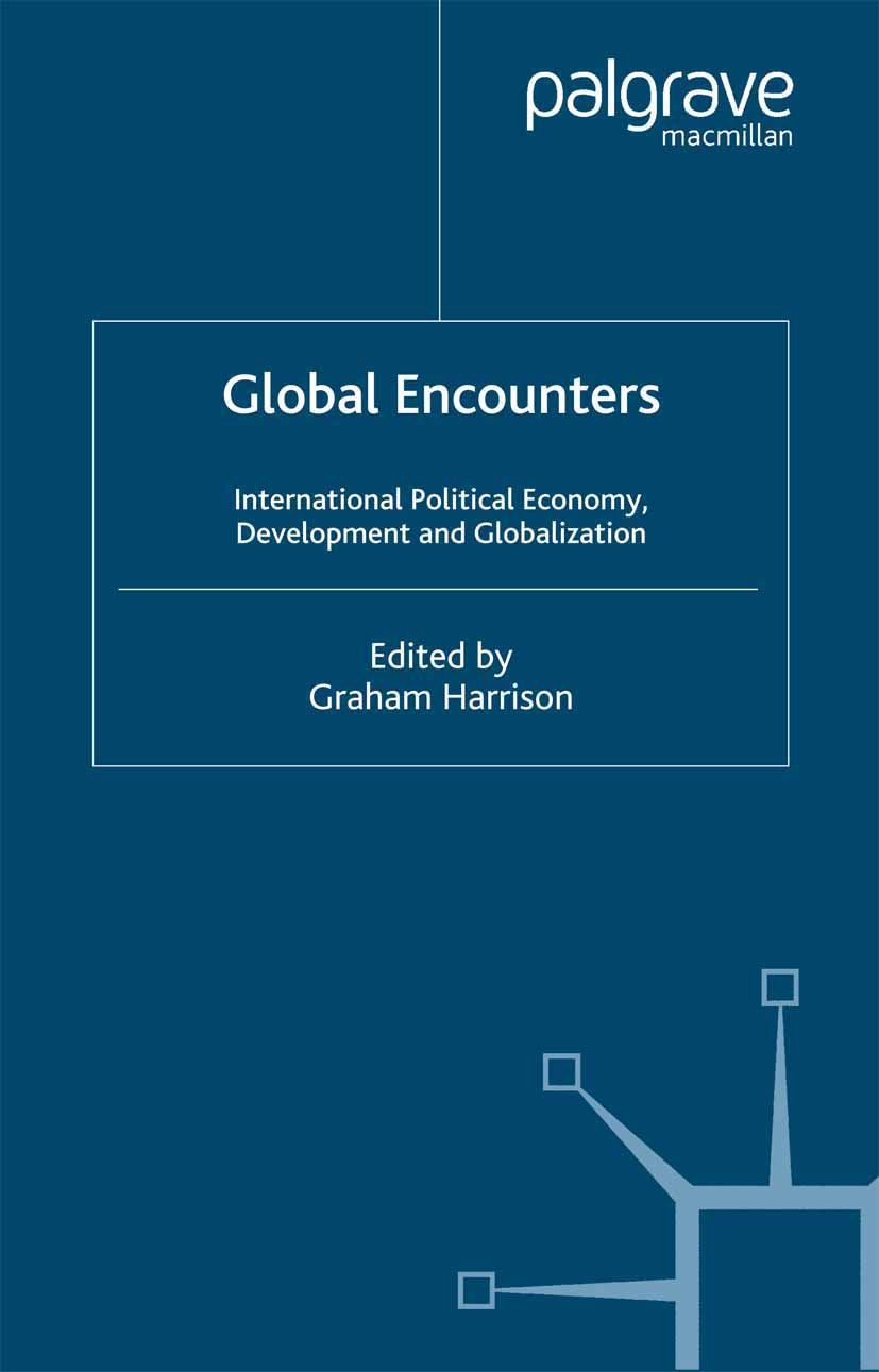 Harrison, Graham - Global Encounters, ebook