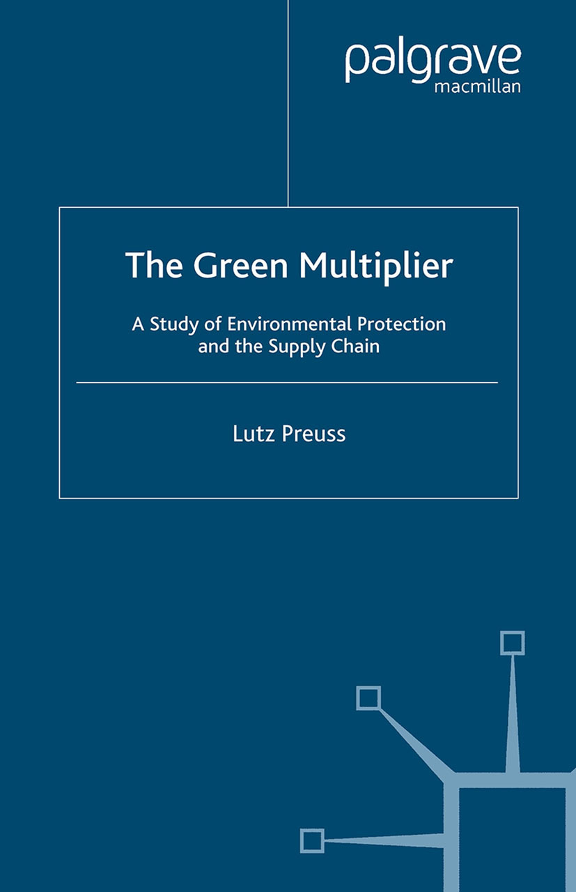 Preuss, Lutz - The Green Multiplier, ebook
