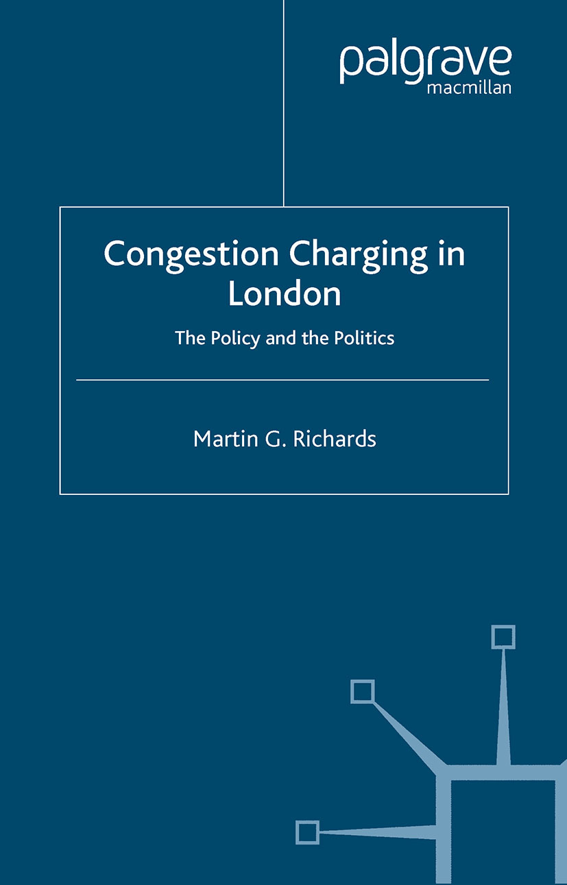 Richards, Martin G. - Congestion Charging in London, ebook