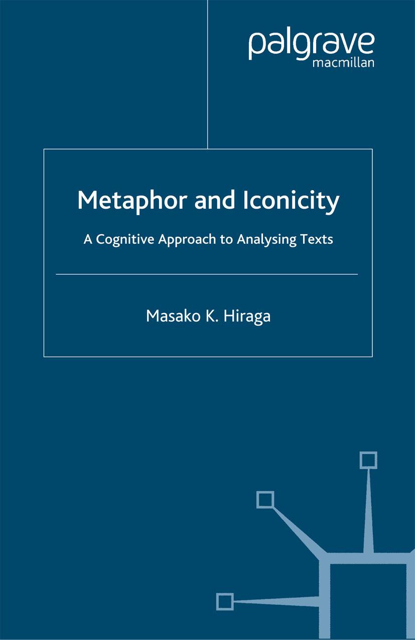 Hiraga, Masako K. - Metaphor and Iconicity, ebook
