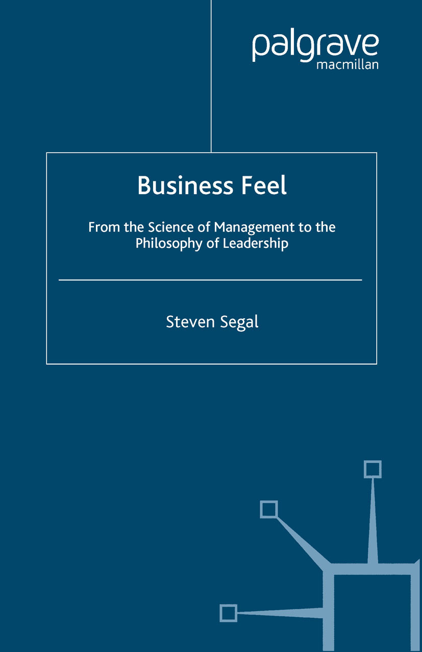 Segal, Steven - Business Feel, ebook