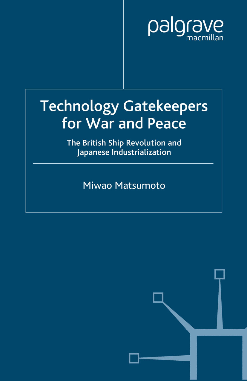 Matsumoto, Miwao - Technology Gatekeepers for War and Peace, ebook