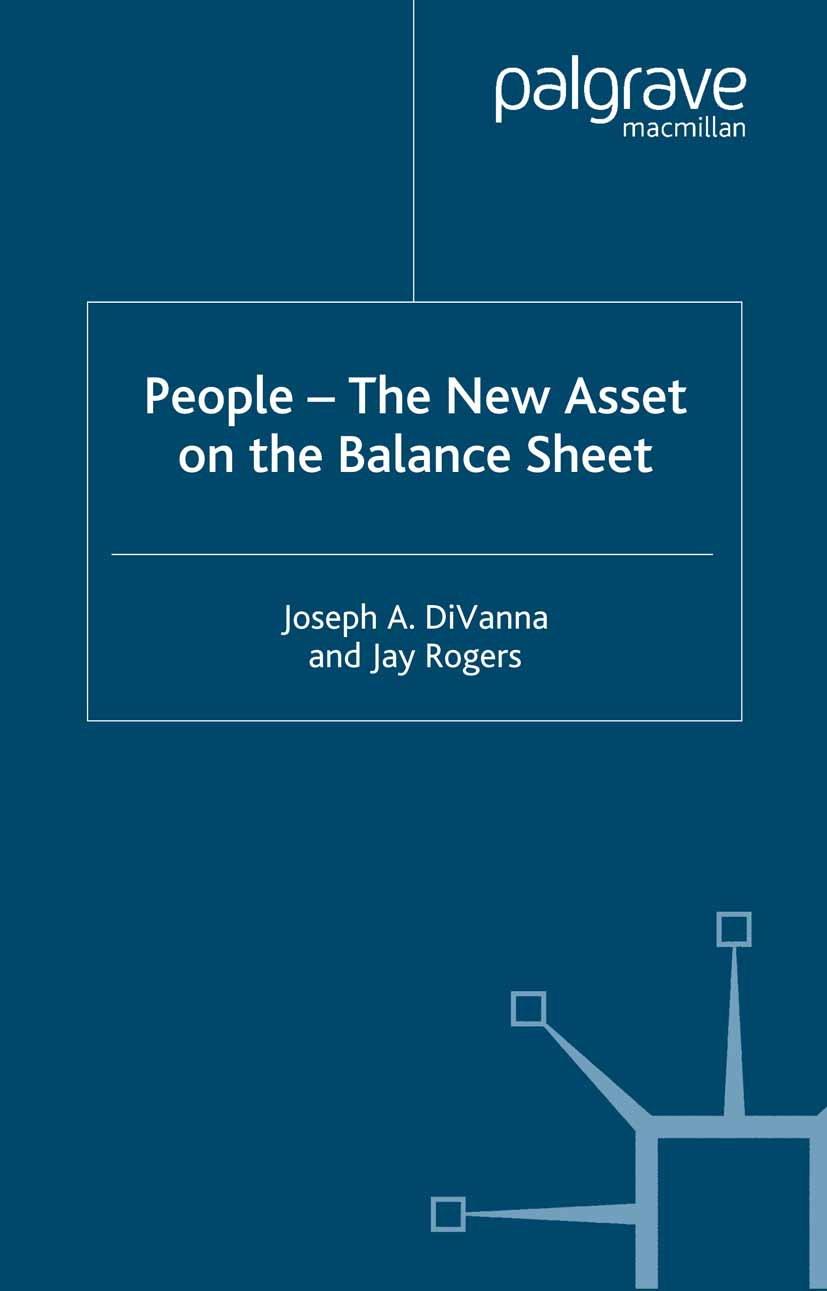 DiVanna, Joseph A. - People — The New Asset on the Balance Sheet, ebook