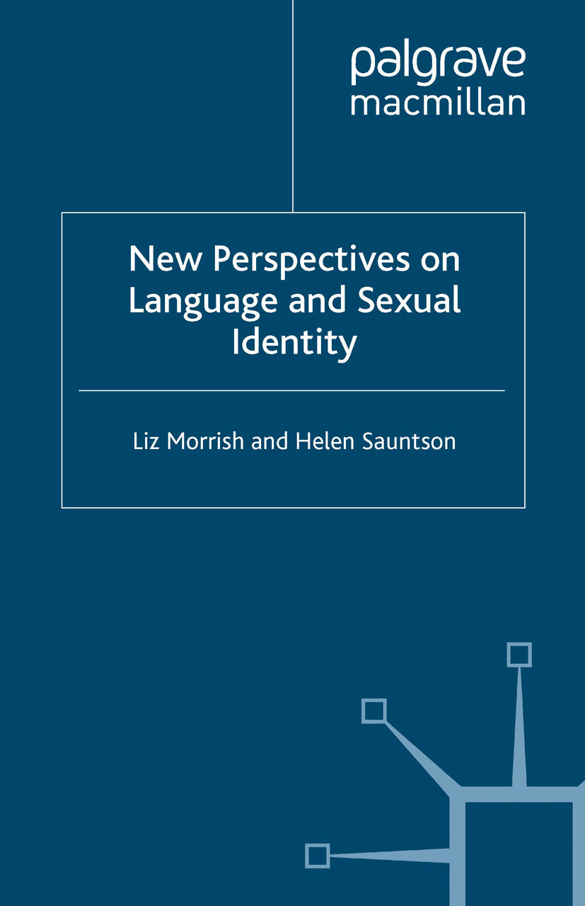 Morrish, Liz - New Perspectives on Language and Sexual Identity, ebook