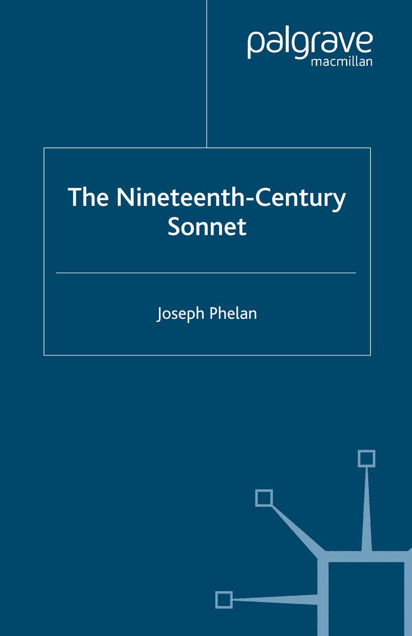 Phelan, Joseph - The Nineteenth-Century Sonnet, ebook