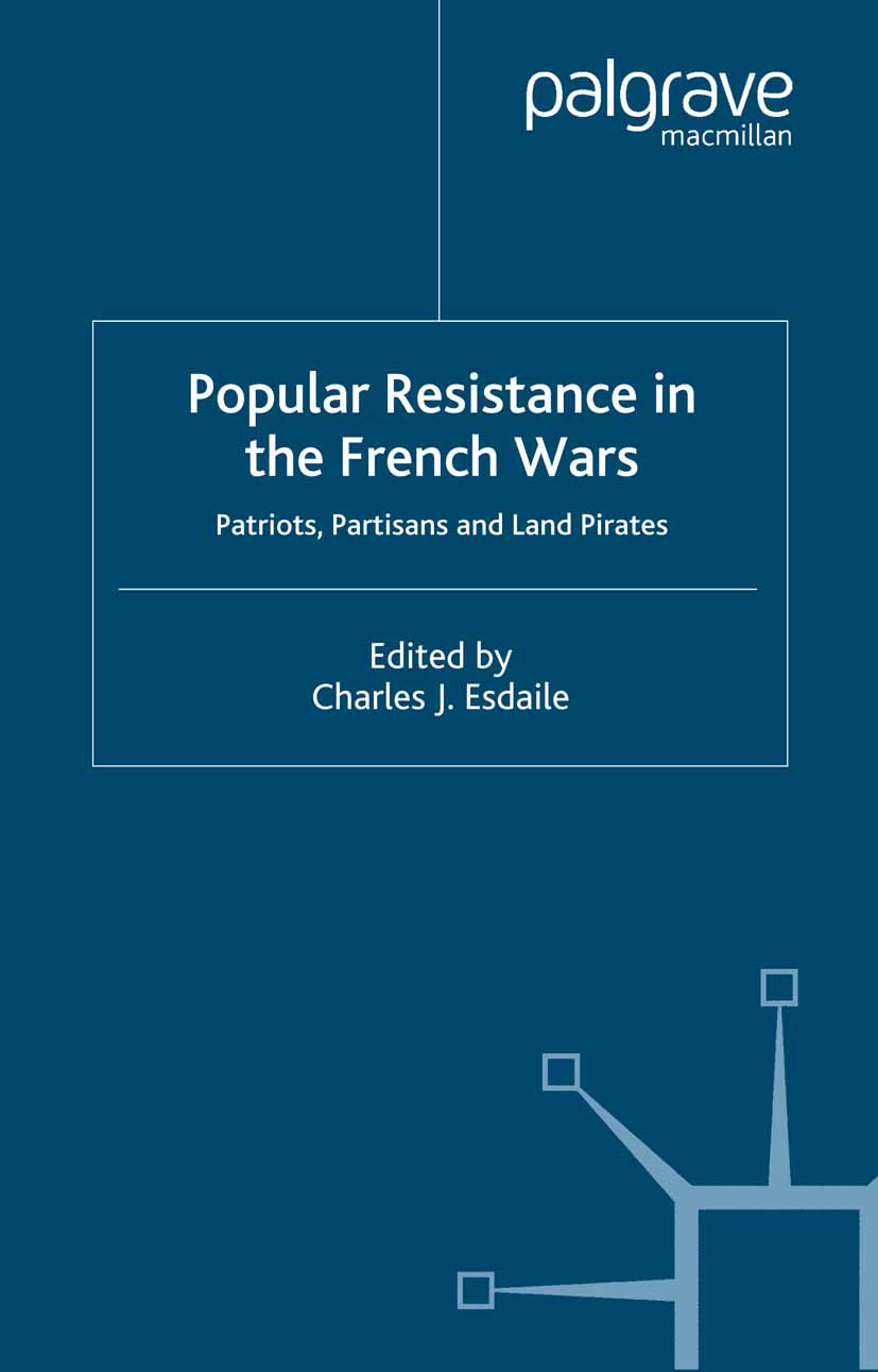 Esdaile, Charles J. - Popular Resistance in the French Wars, e-bok