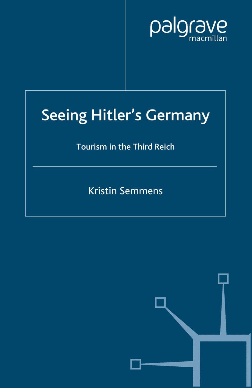 Semmens, Kristin - Seeing Hitler's Germany, ebook