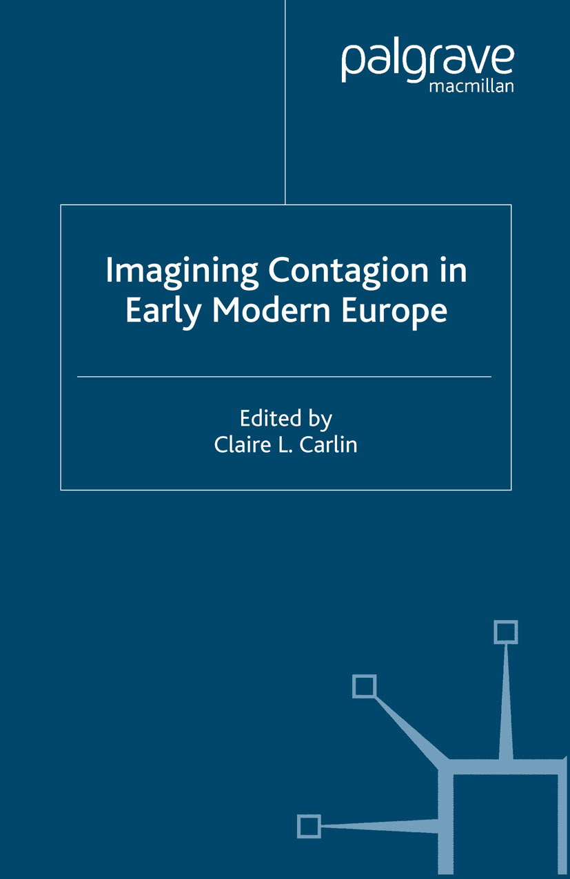 Carlin, Claire L. - Imagining Contagion in Early Modern Europe, ebook