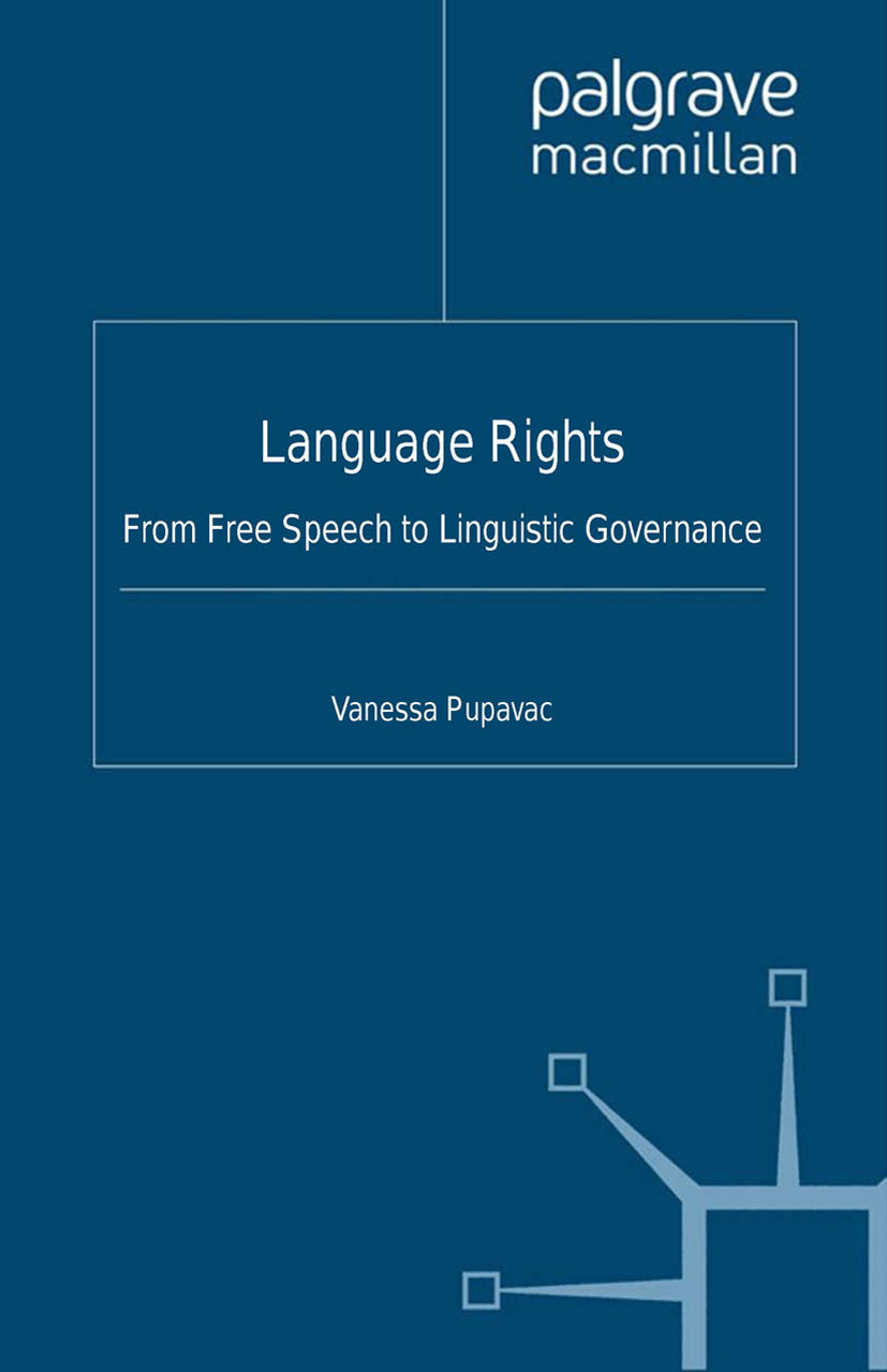 Pupavac, Vanessa - Language Rights, ebook