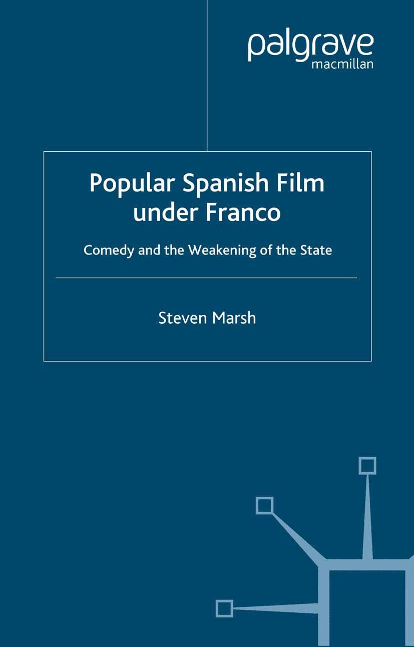 Marsh, Steven - Popular Spanish Film under Franco, ebook