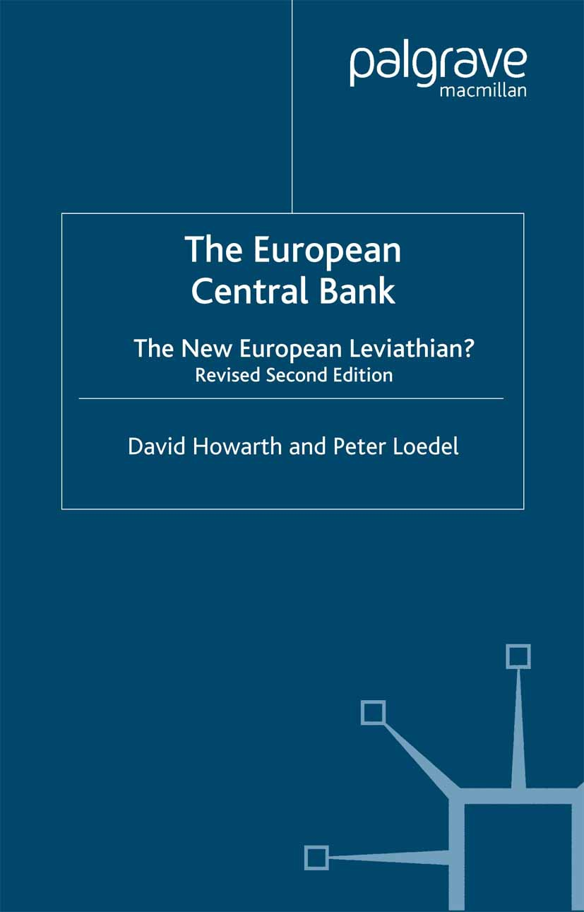 Howarth, David - The European Central Bank, ebook