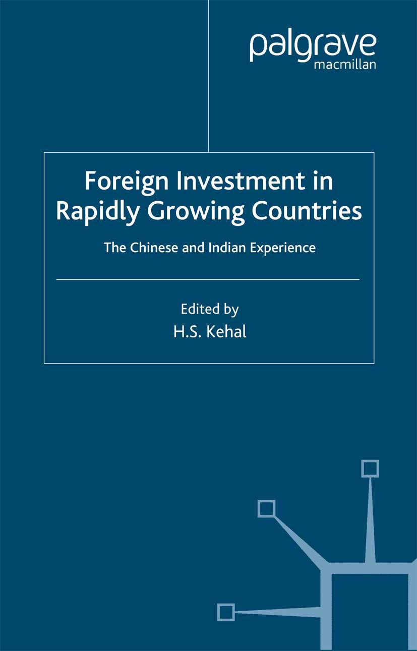 Kehal, Harbhajan S. - Foreign Investment in Rapidly Growing Countries, ebook