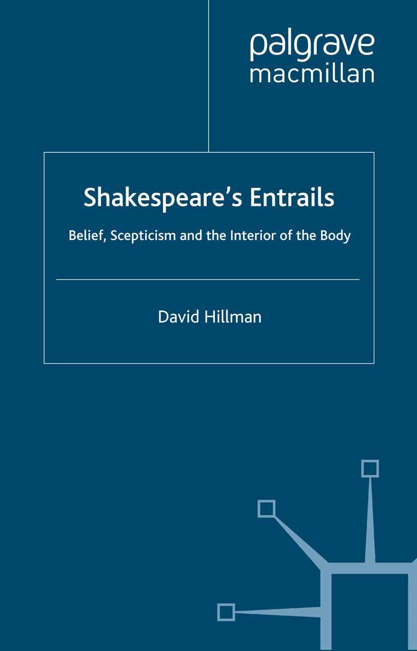Hillman, David - Shakespeare's Entrails, ebook