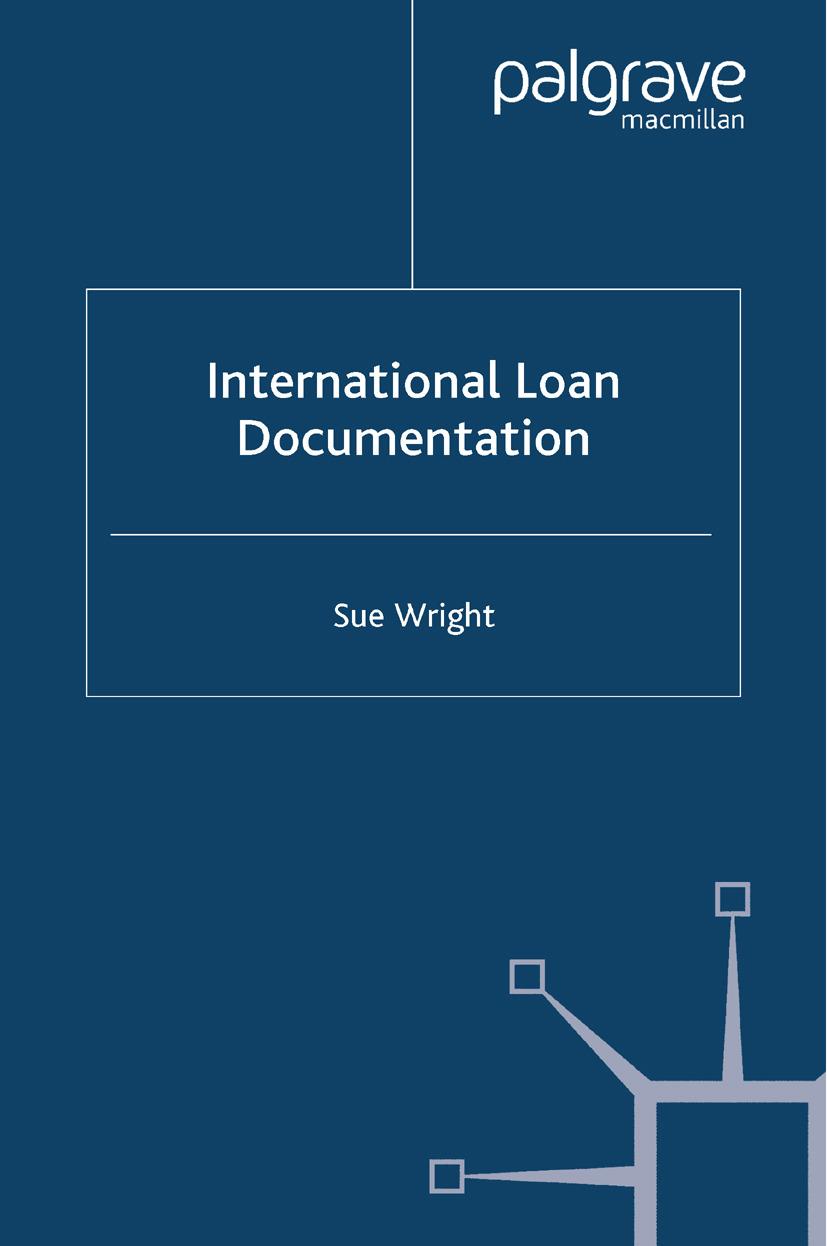 Wright, Sue - International Loan Documentation, ebook