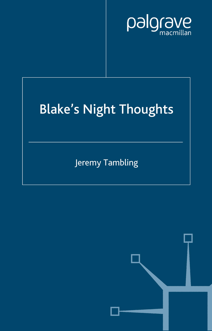 Tambling, Jeremy - Blake's Night Thoughts, ebook