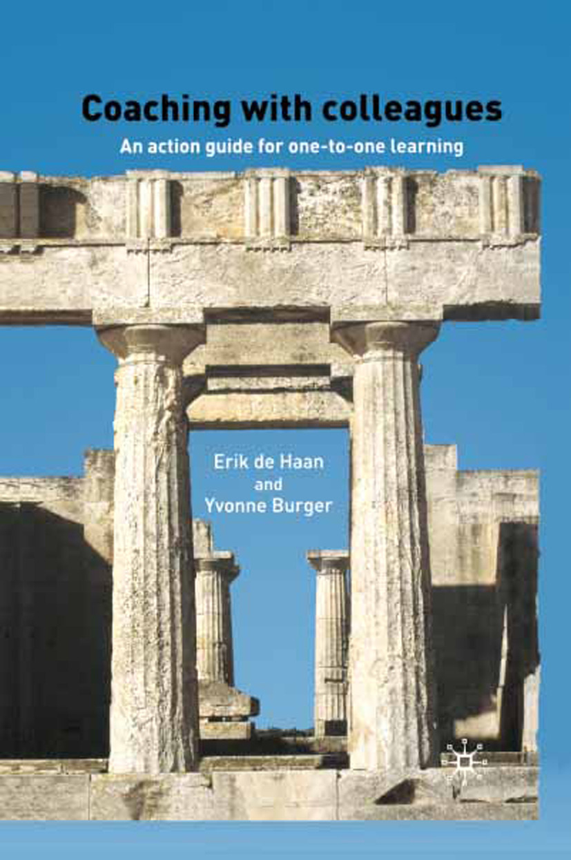 Burger, Yvonne - Coaching with colleagues, ebook