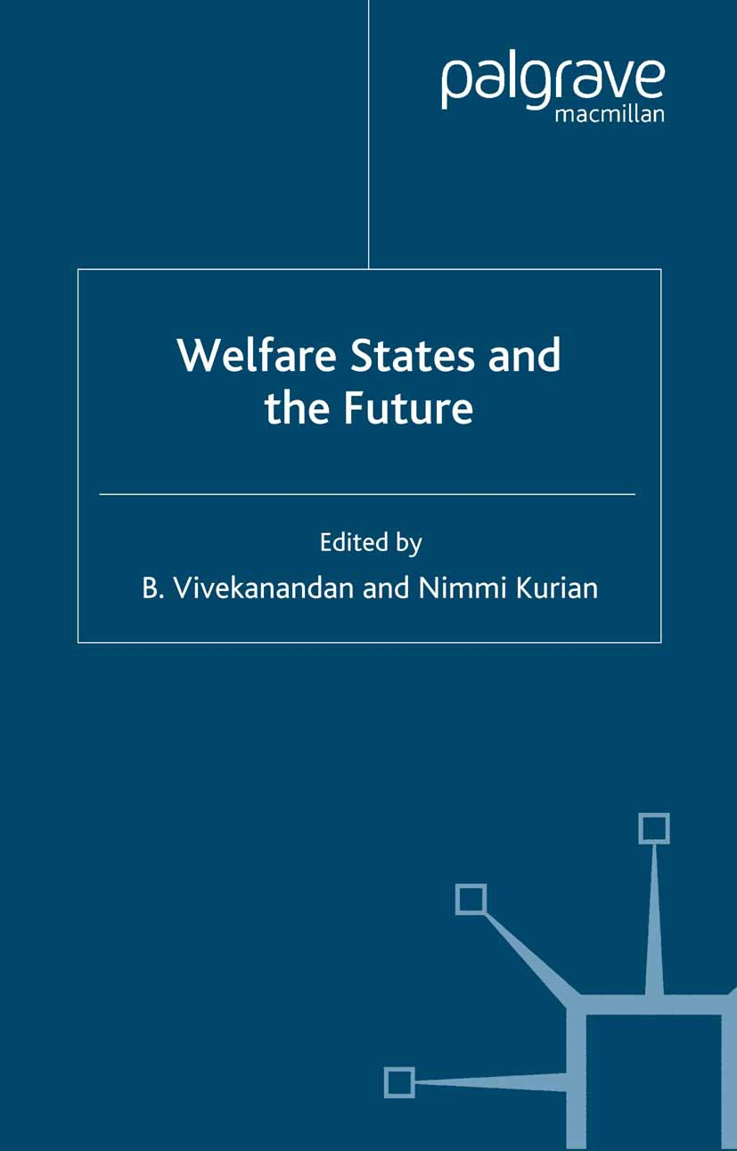 Kurian, Nimmi - Welfare States and the Future, ebook