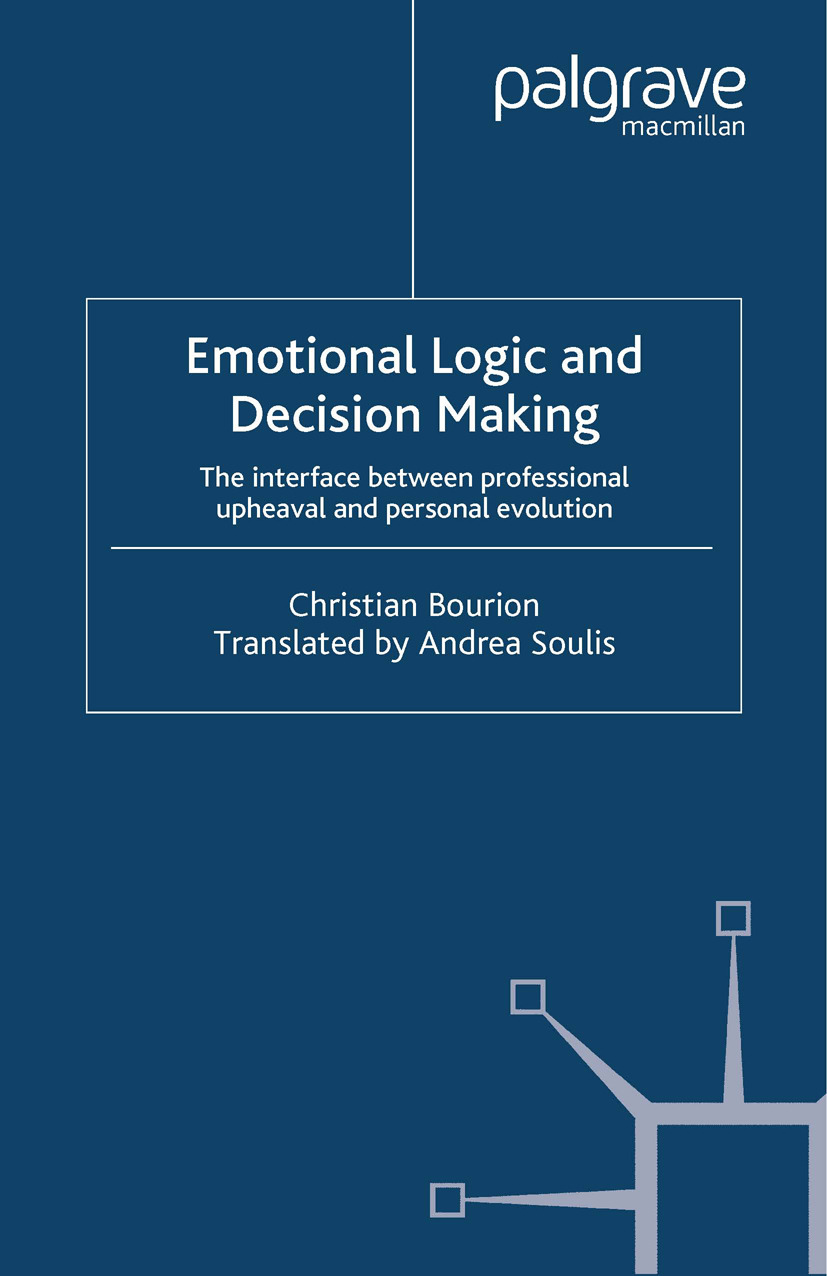 Bourion, Christian - Emotional Logic and Decision Making, e-kirja