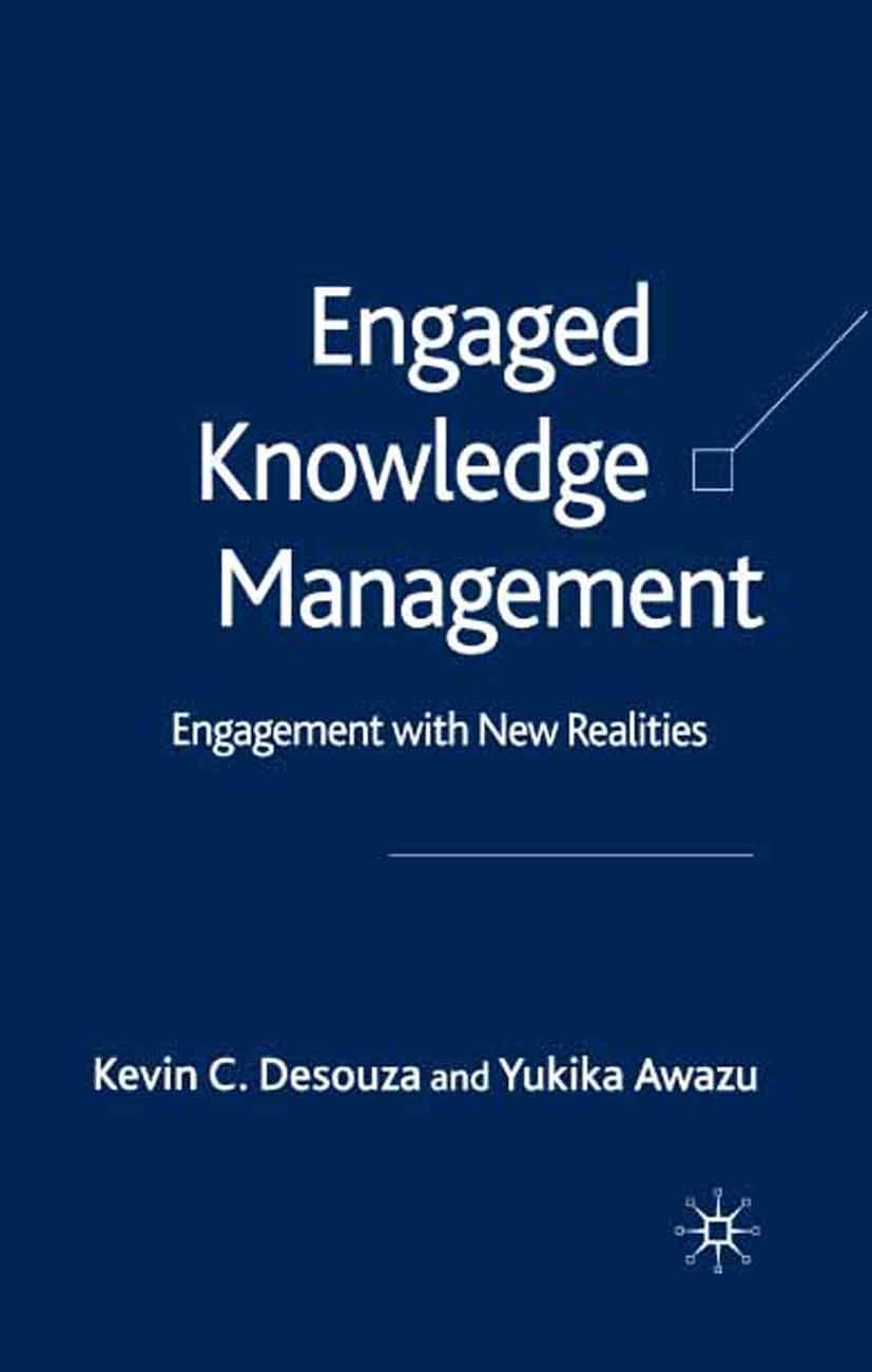 Awazu, Yukika - Engaged Knowledge Management, ebook
