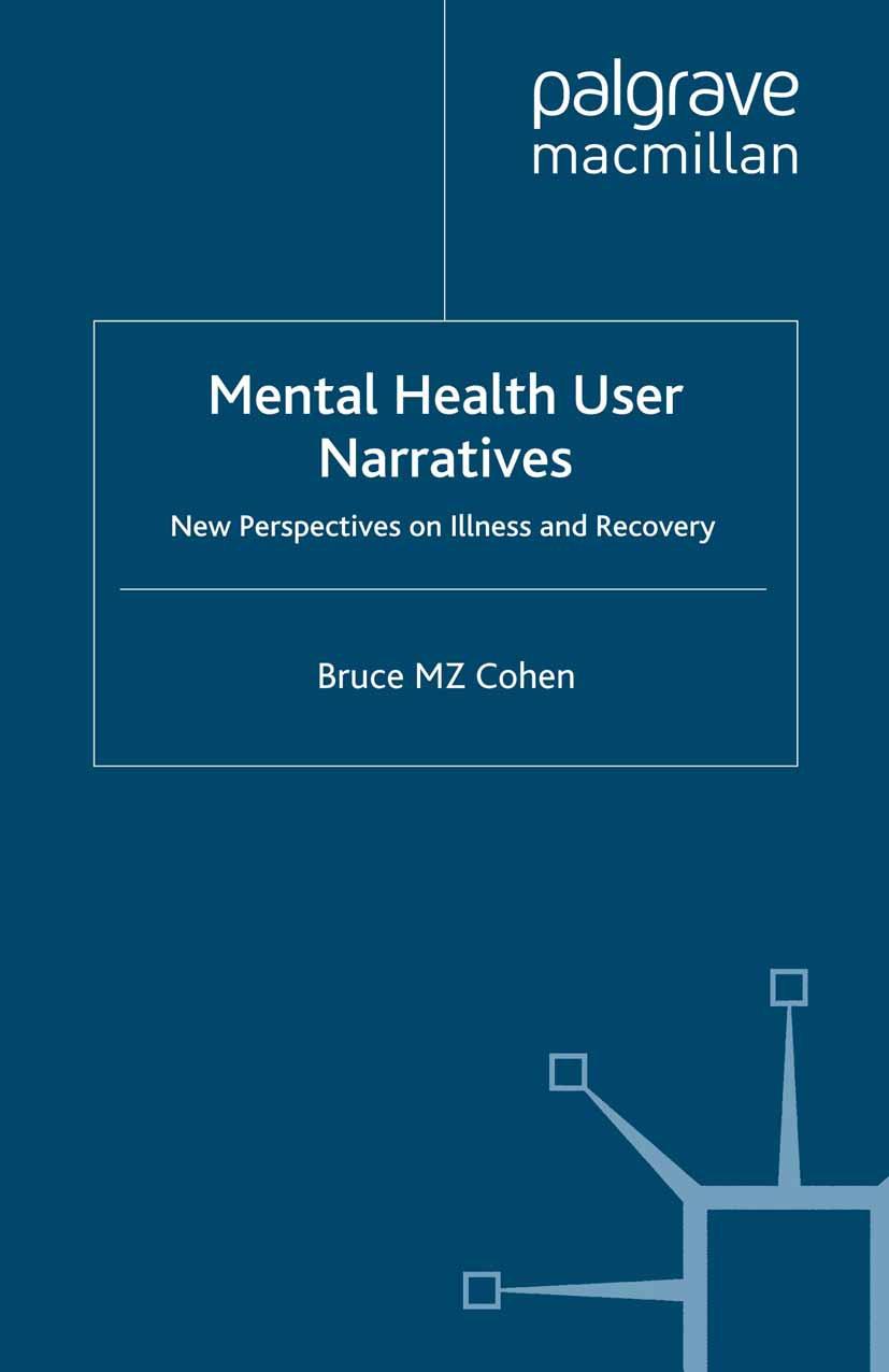 Cohen, Bruce M. Z. - Mental Health User Narratives, ebook