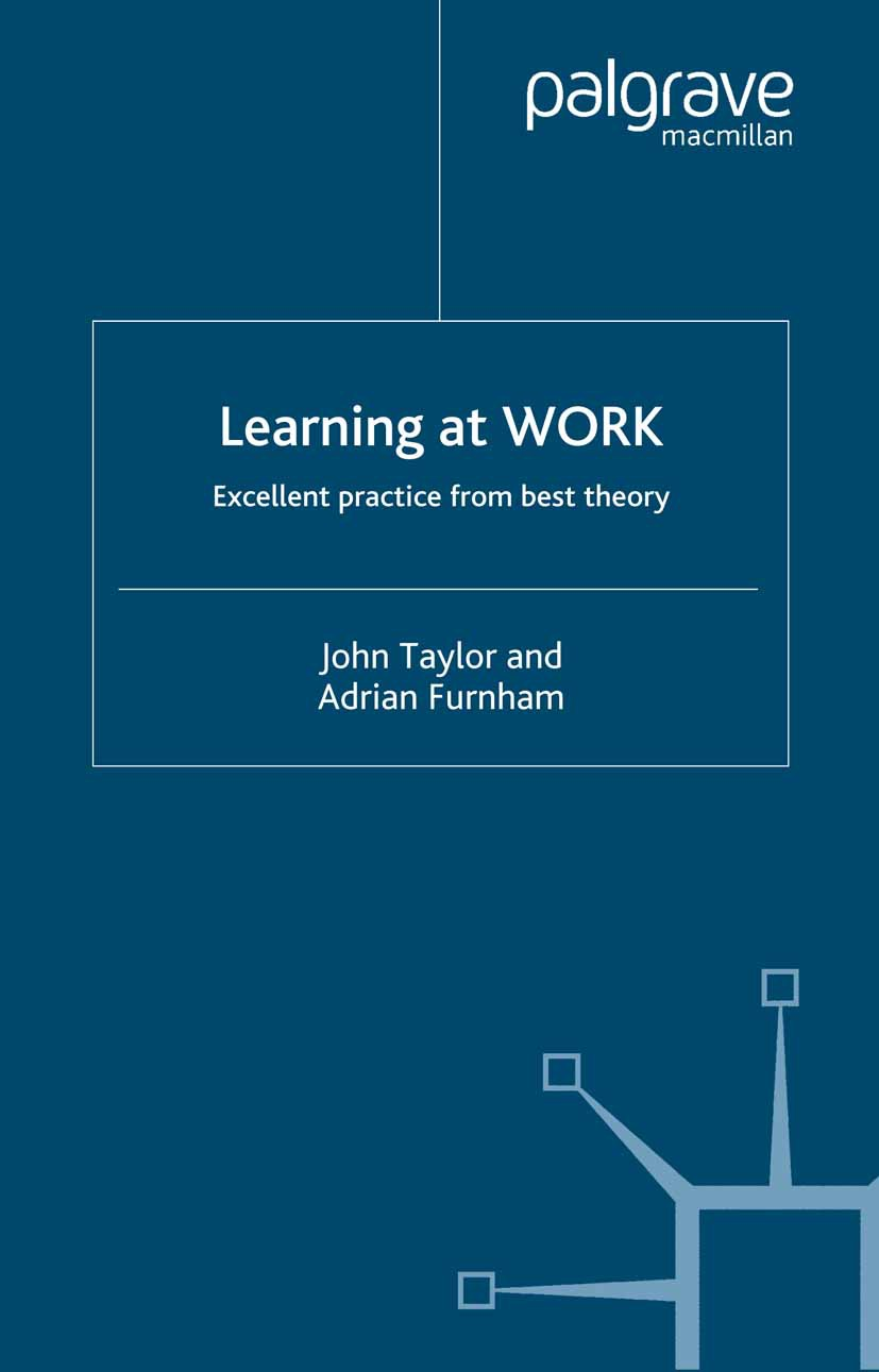 Furnham, Adrian - Learning at Work, ebook