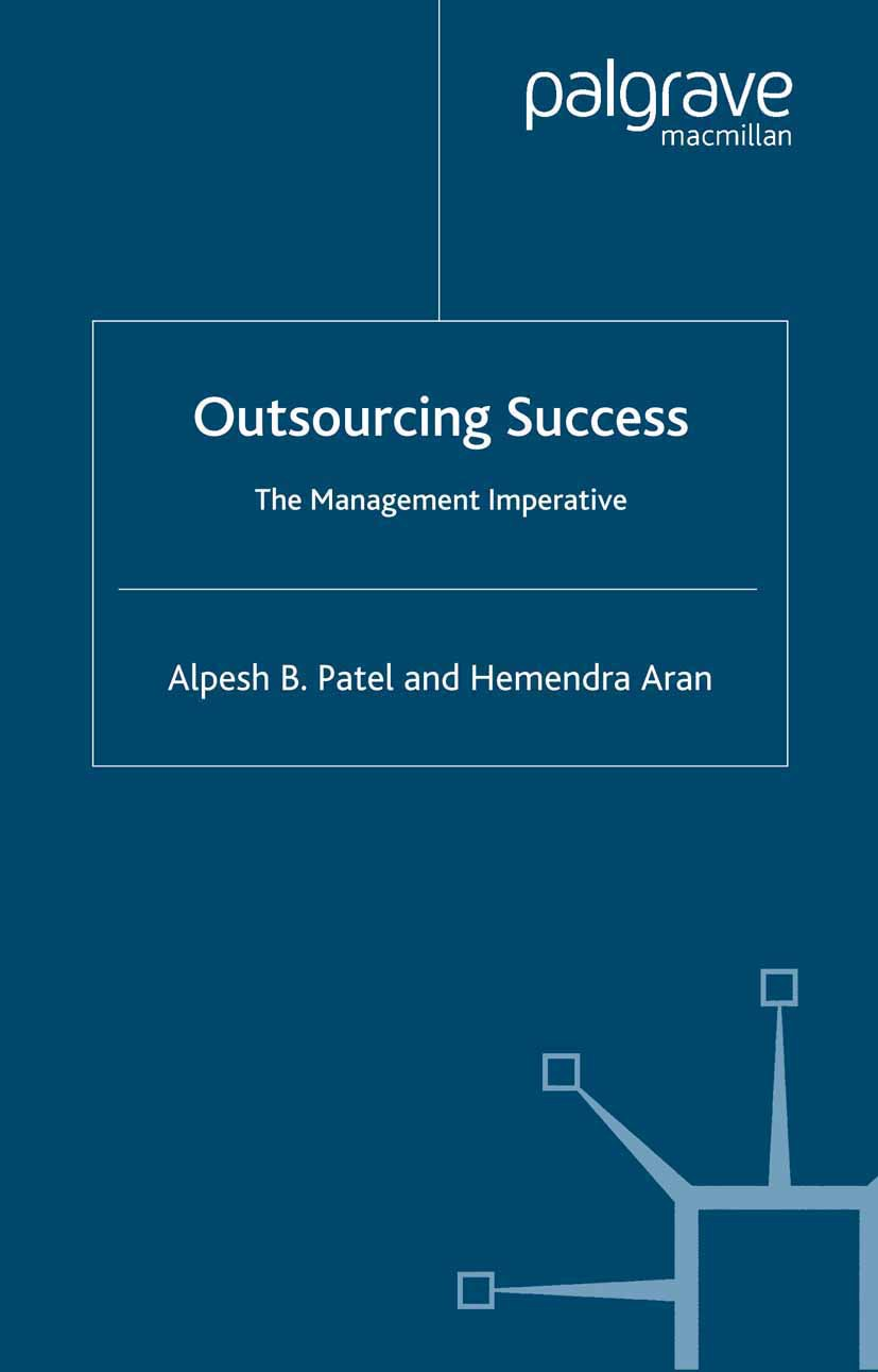 Aran, Hemendra - Outsourcing Success, ebook