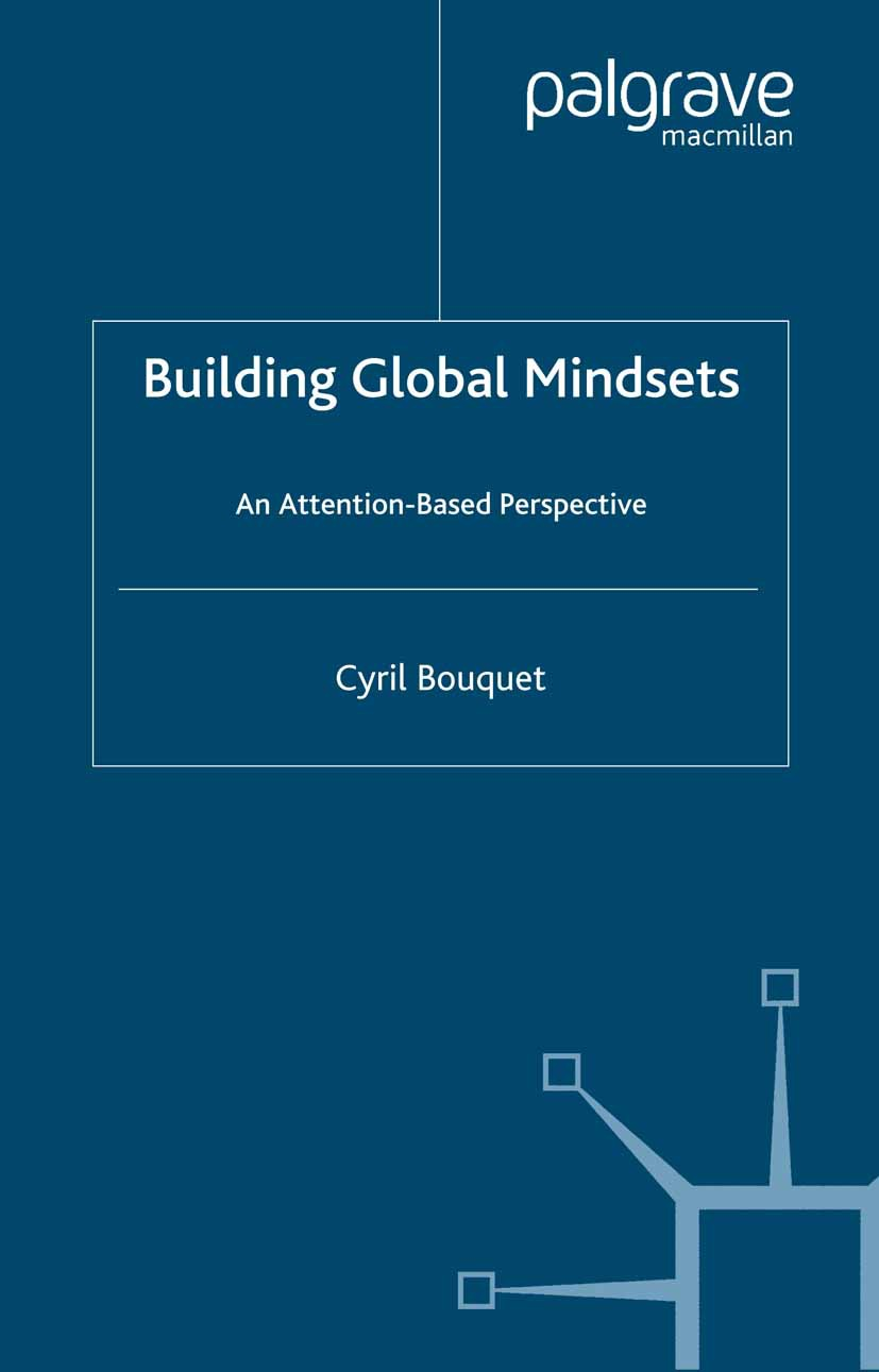 Bouquet, Cyril - Building Global Mindsets, ebook