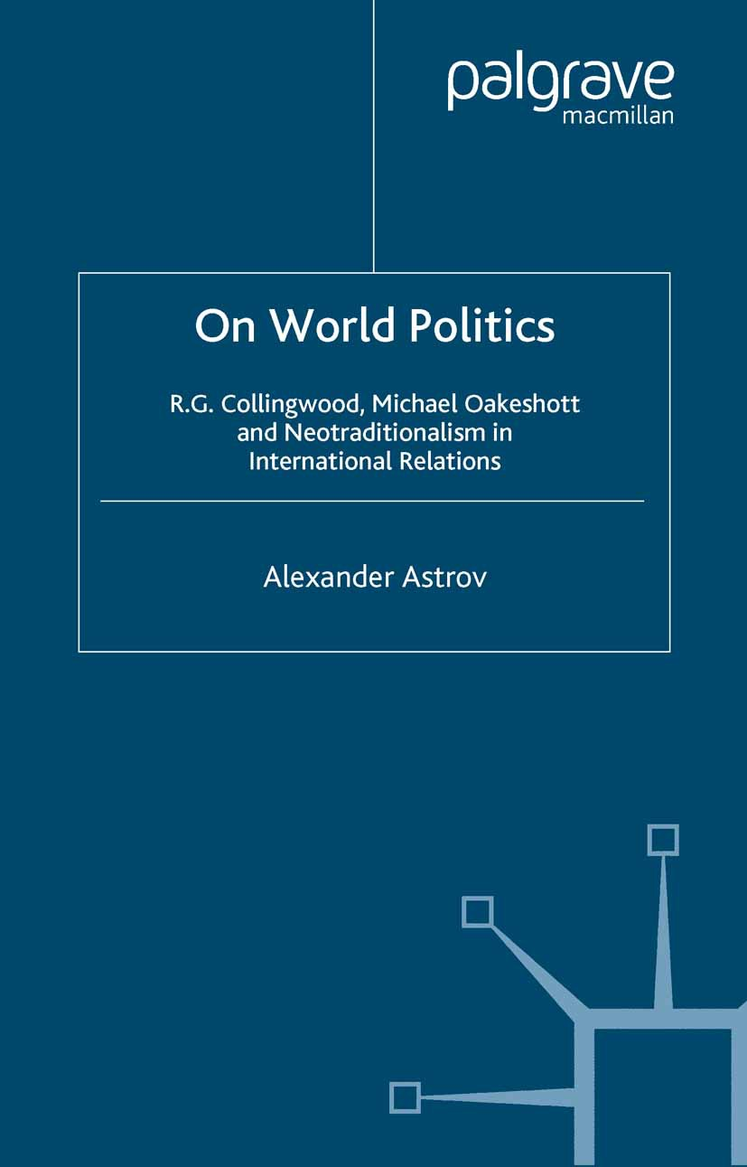 Astrov, Alexander - On World Politics, ebook