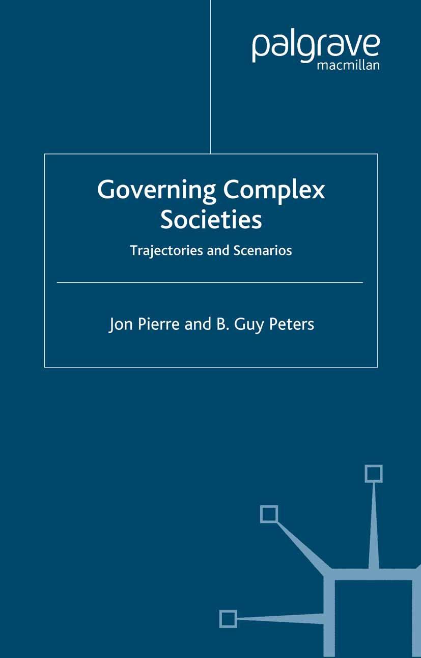 Peters, B. Guy - Governing Complex Societies, ebook