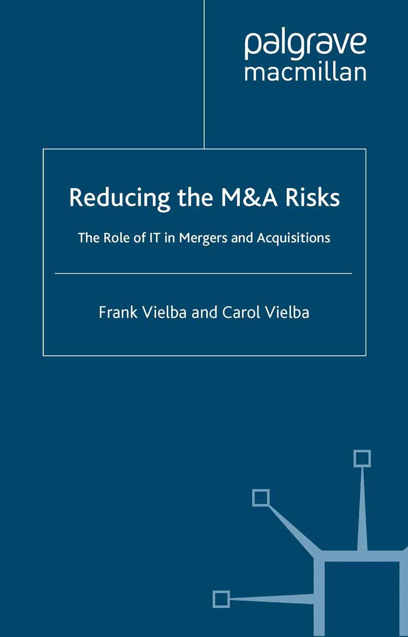 Vielba, Carol - Reducing the M&A Risks, ebook