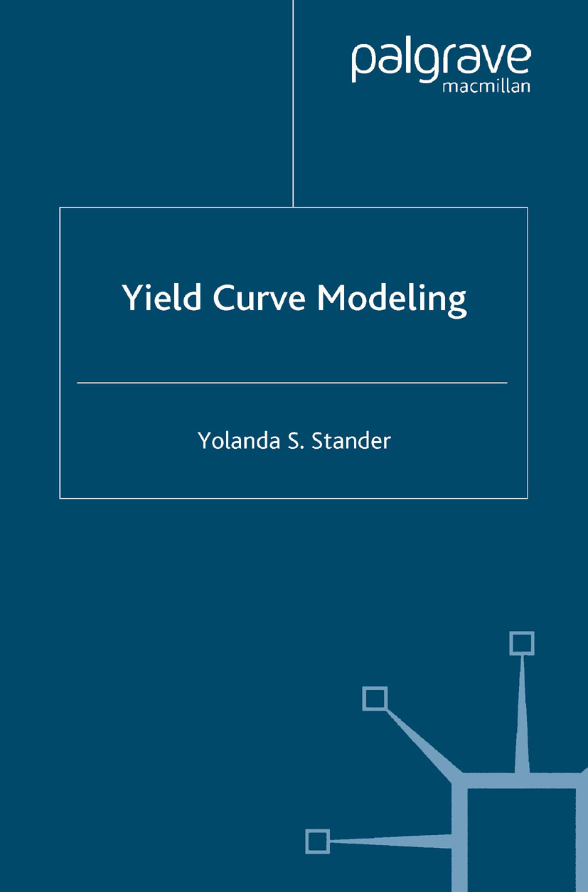 Stander, Yolanda S. - Yield Curve Modeling, ebook