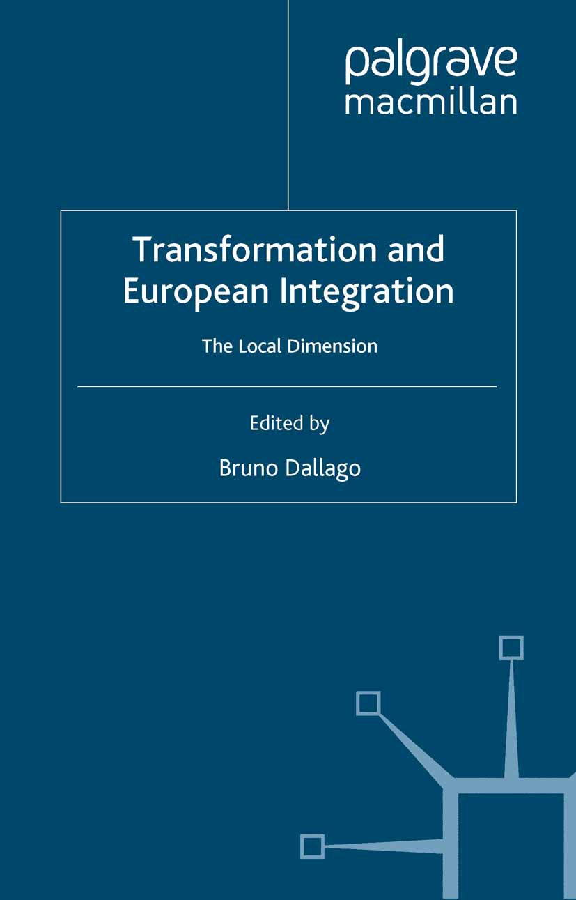 Dallago, Bruno - Transformation and European Integration, ebook