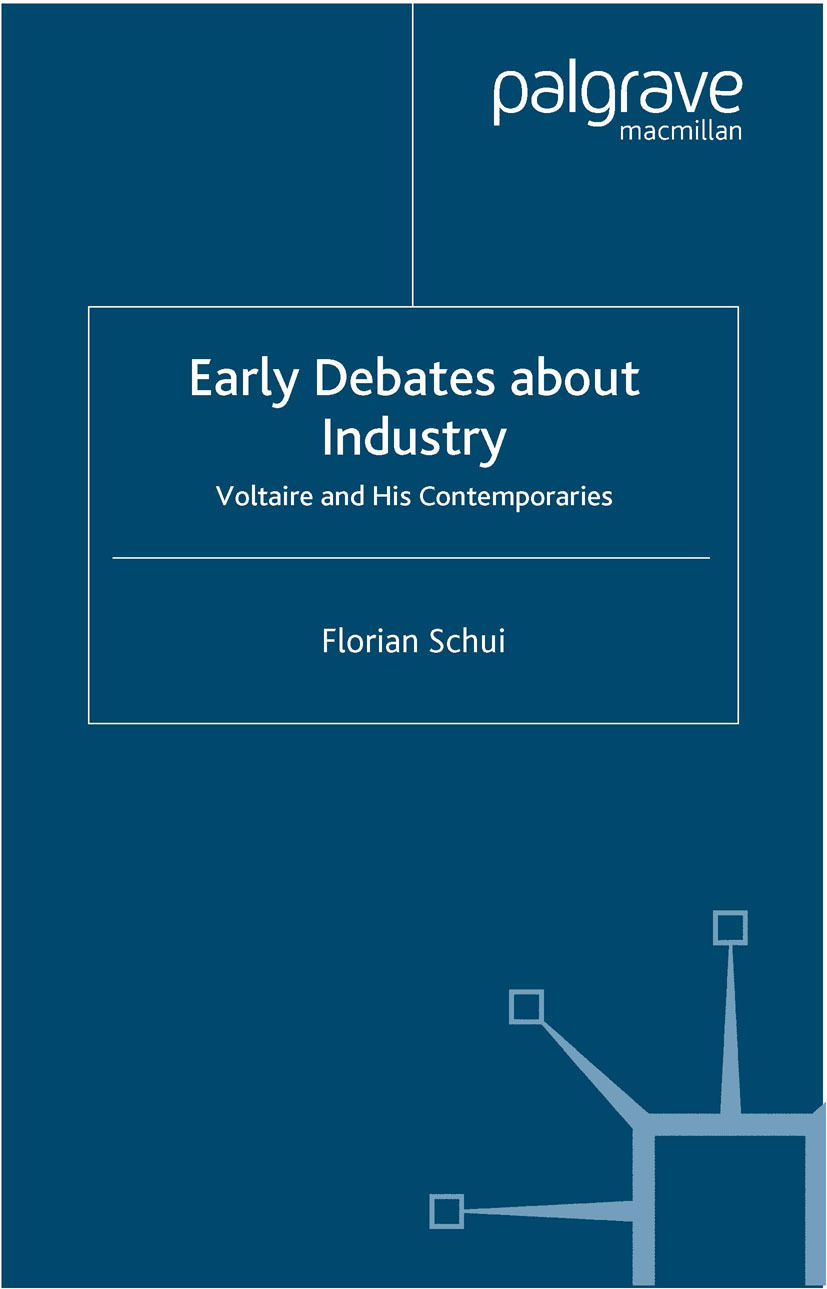 Schui, Florian - Early Debates about Industry, ebook