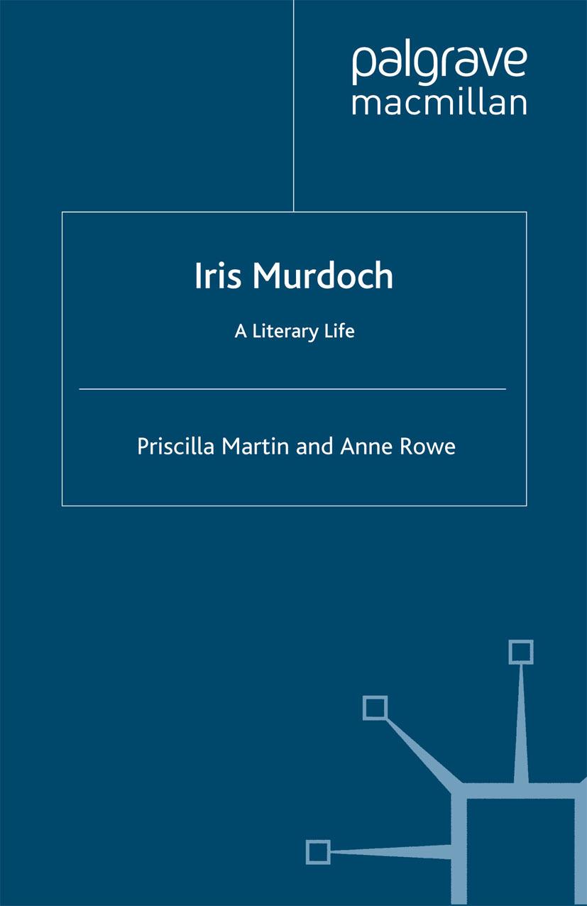 Martin, Priscilla - Iris Murdoch, ebook