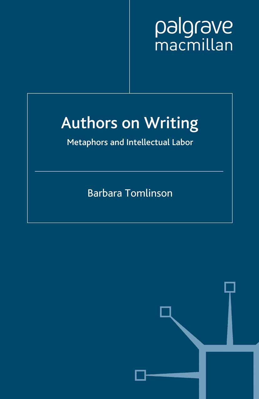 Tomlinson, Barbara - Authors on Writing, ebook