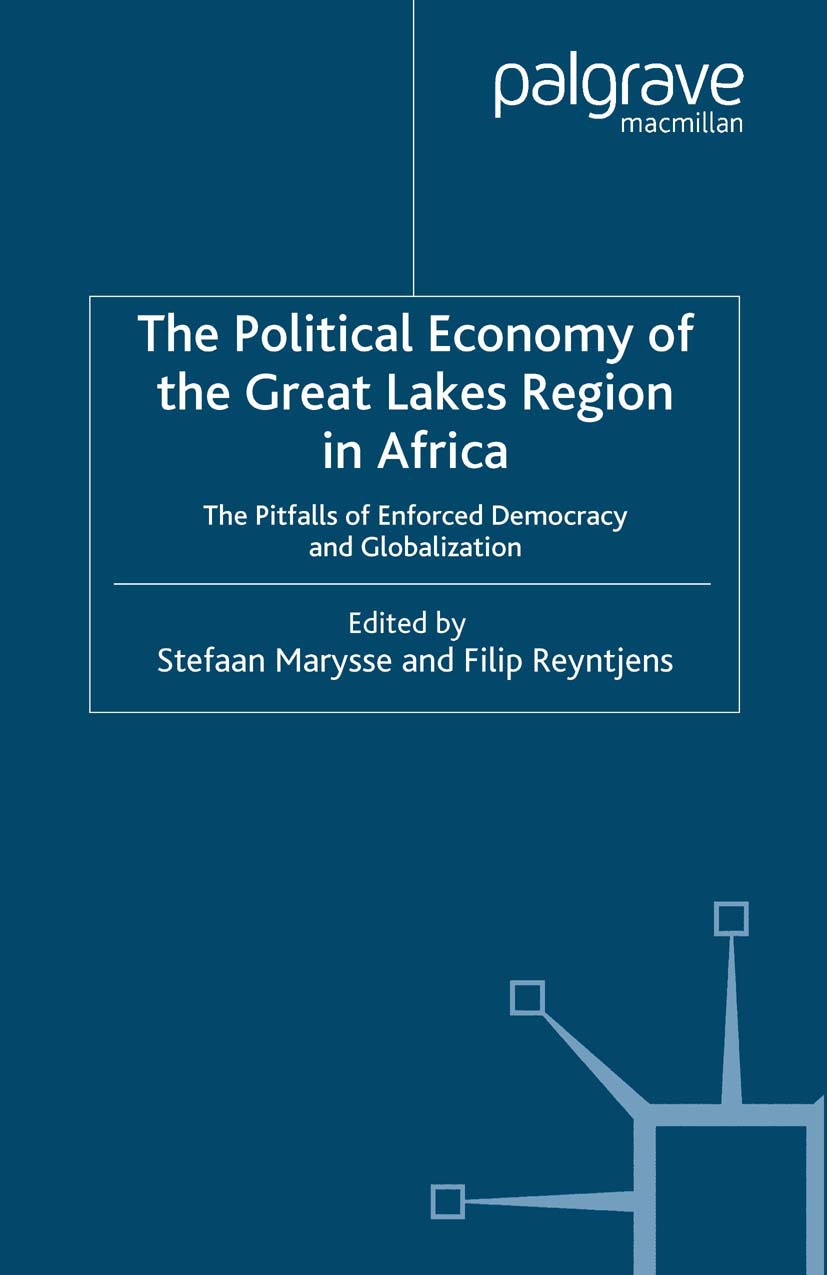 Marysse, Stefaan - The Political Economy of the Great Lakes Region in Africa, ebook