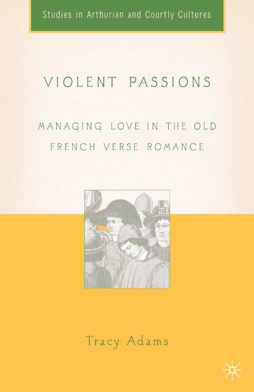 Adams, Tracy - Violent Passions, ebook
