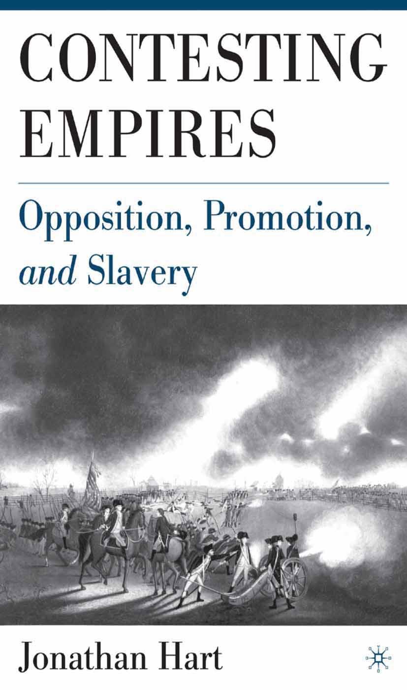 Hart, Jonathan - Contesting Empires, ebook