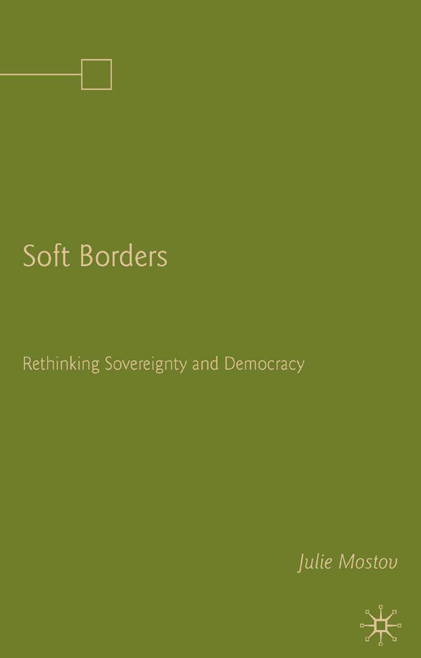 Mostov, Julie - Soft Borders, ebook