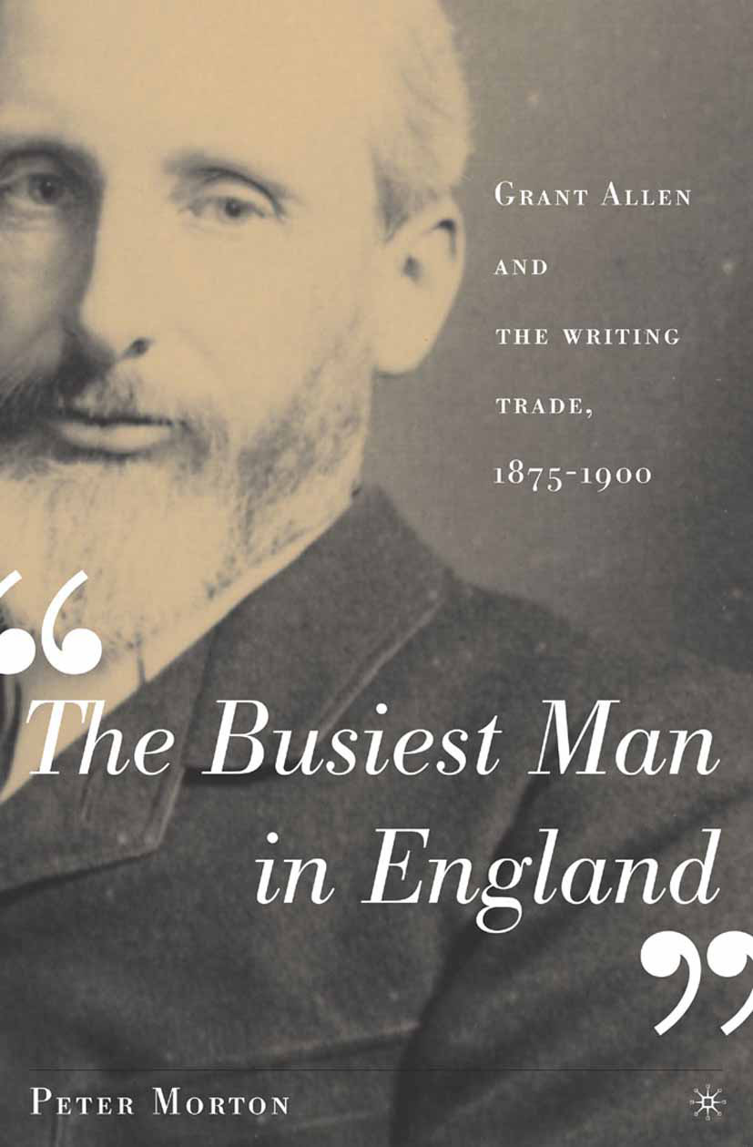 "Morton, Peter - ""The Busiest Man in England"", ebook"