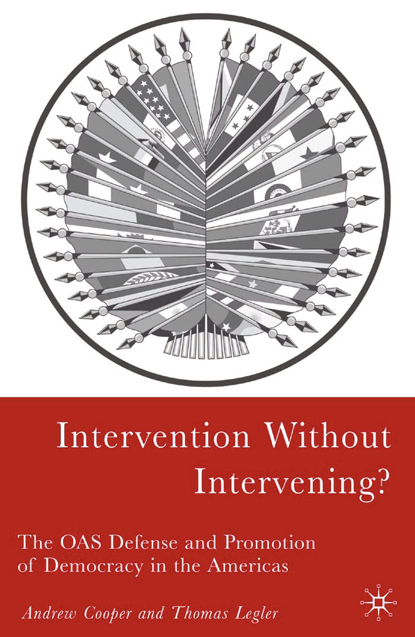 Cooper, Andrew F. - Intervention Without Intervening?, ebook
