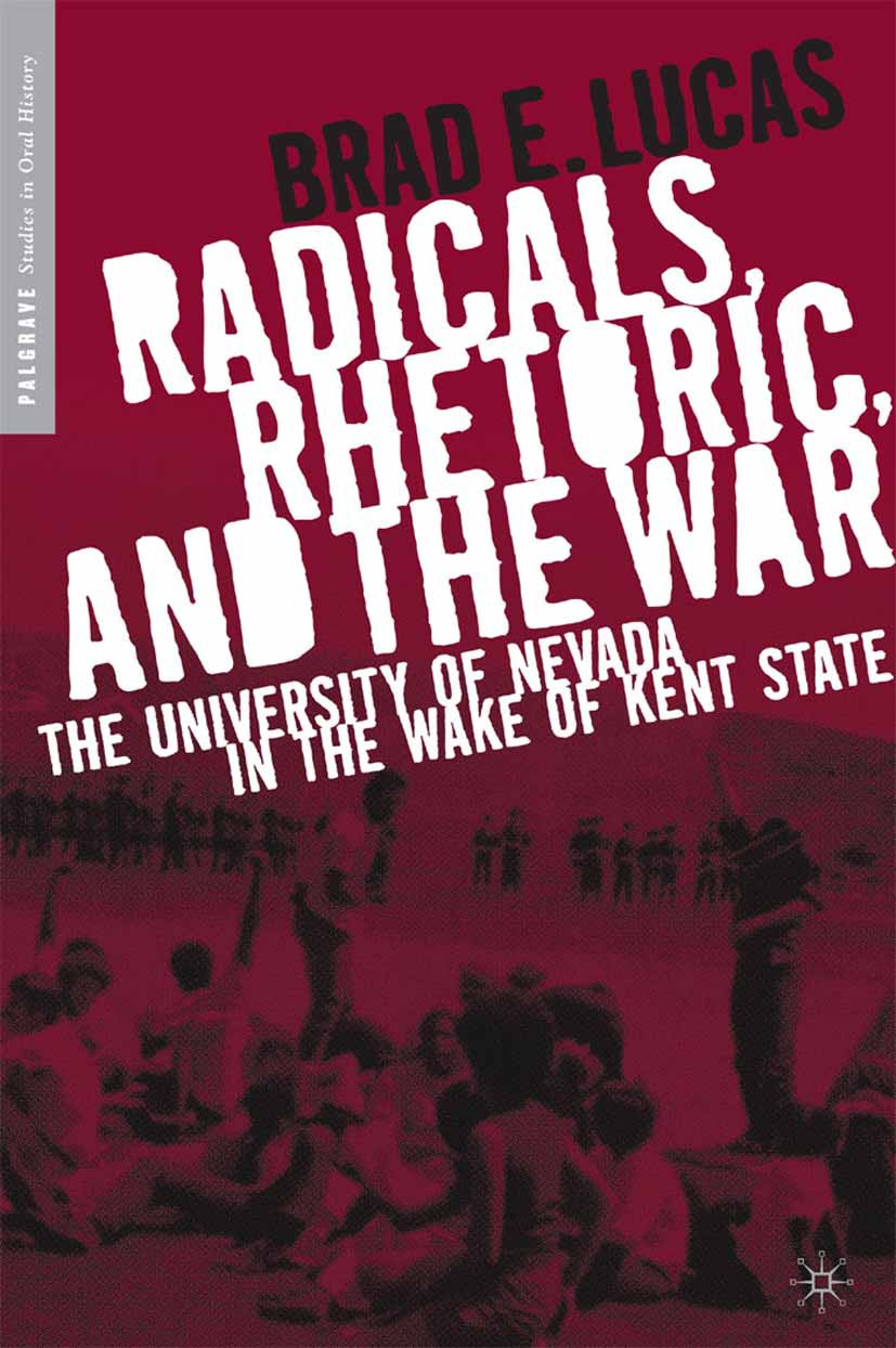 Lucas, Brad E. - Radicals, Rhetoric, and the War, ebook