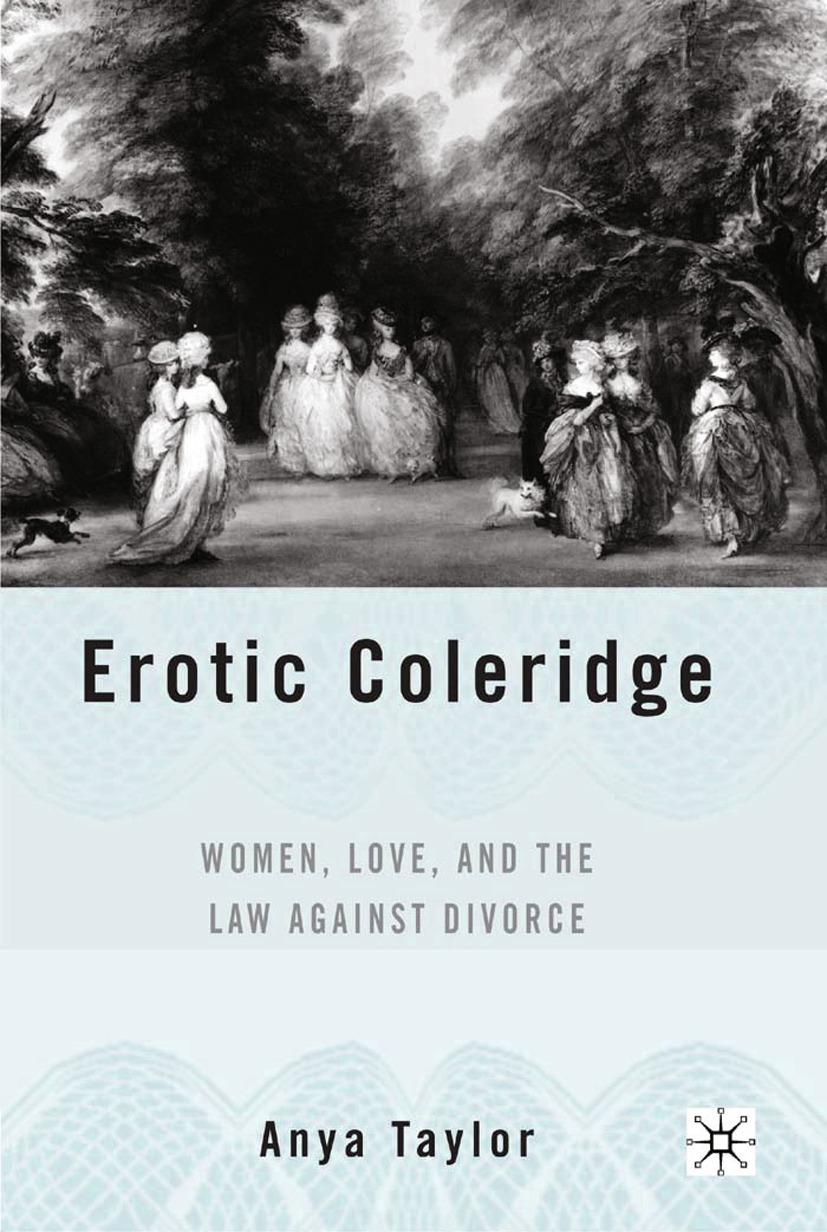 Taylor, Anya - Erotic Coleridge, ebook