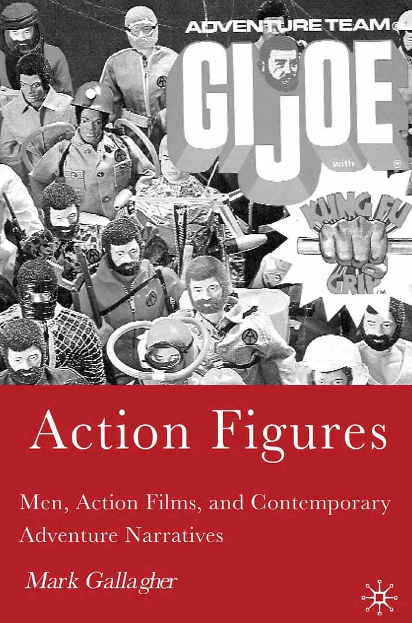 Gallagher, Mark - Action Figures, ebook