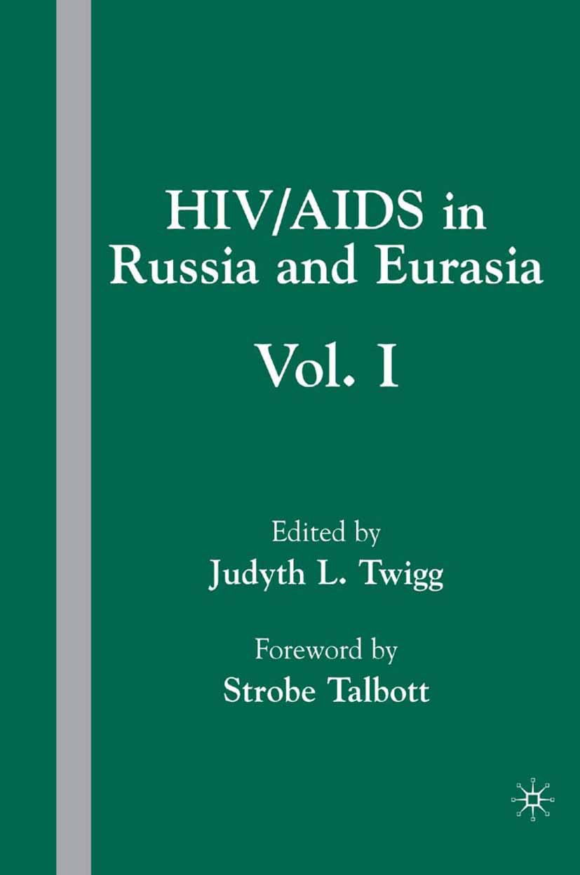 Twigg, Judyth L. - HIV/AIDS in Russia and Eurasia, ebook