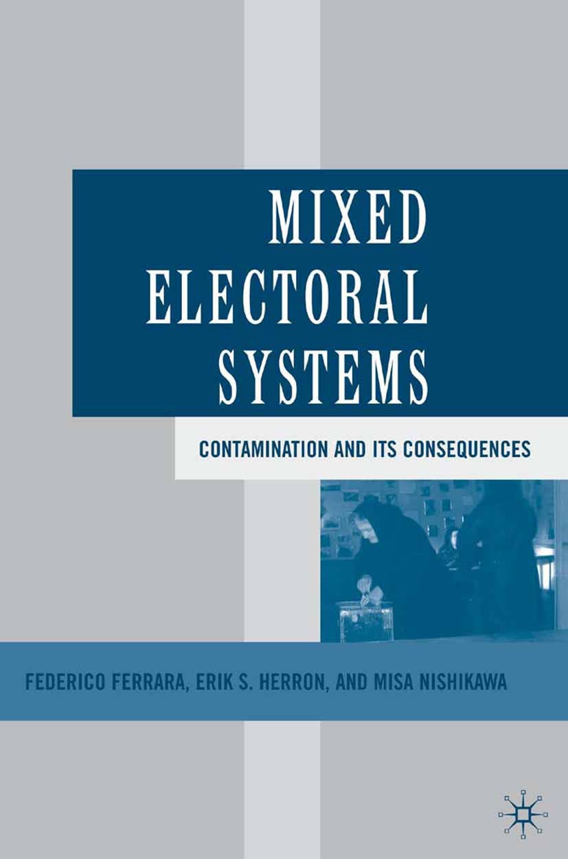 Ferrara, Federico - Mixed Electoral Systems, ebook