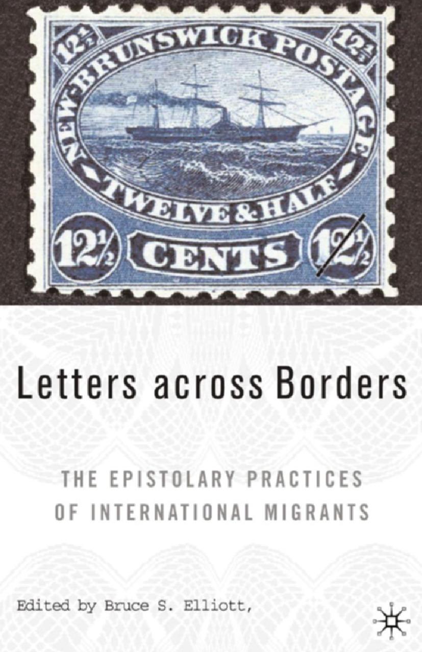 Elliott, Bruce S. - Letters across Borders, ebook
