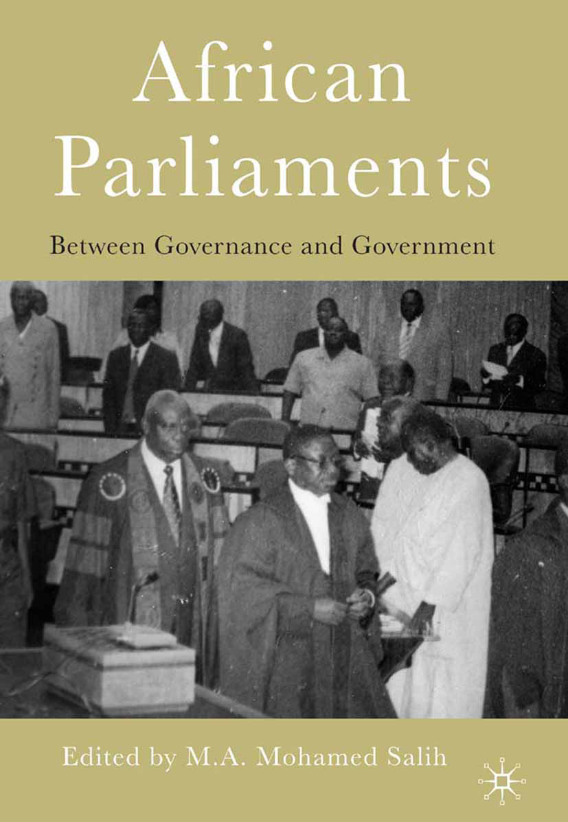 Salih, M. A. Mohamed - African Parliaments, ebook