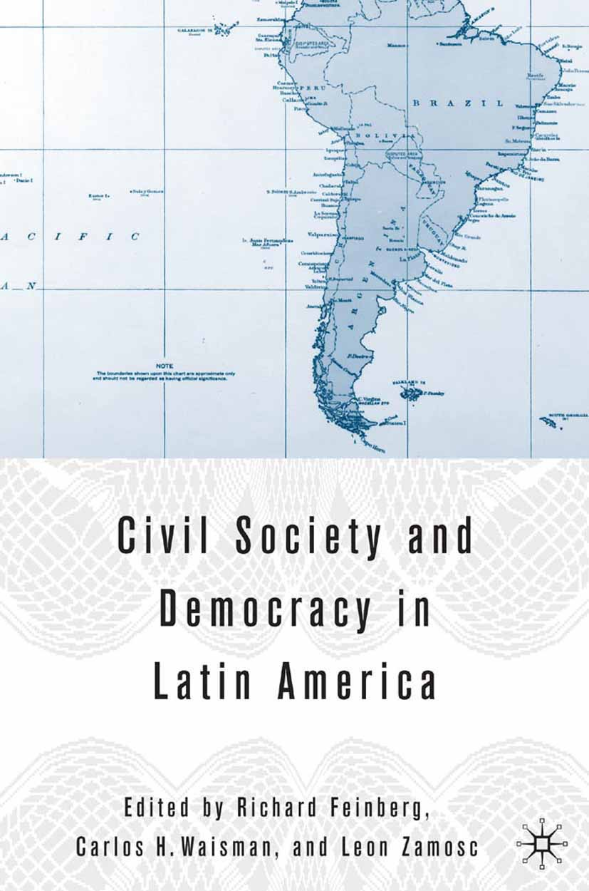 Feinberg, Richard - Civil Society and Democracy in Latin America, ebook