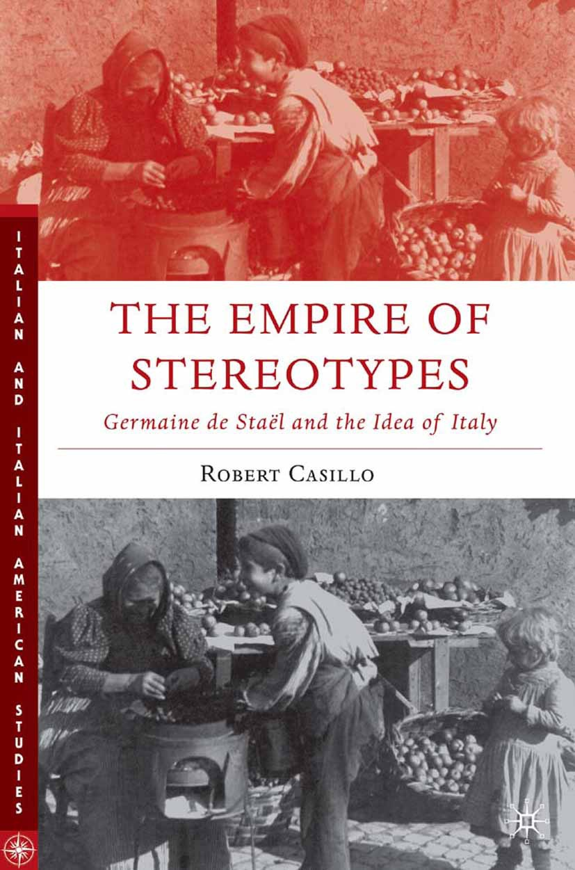 Casillo, Robert - The Empire of Stereotypes, ebook